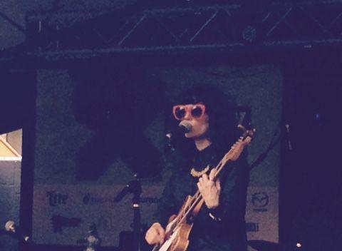 The wonderful Natalie Prass live at Mohawk