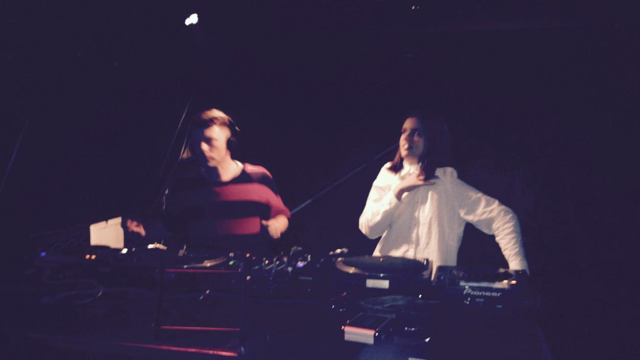 Heavenly DJs at RSD Paris